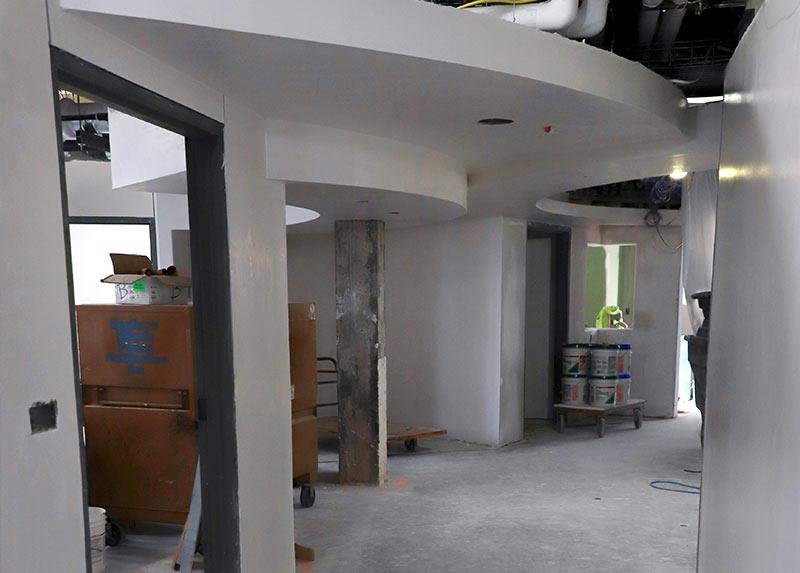 VA 2A Ward Renovation by BHDG Architecture Interiors