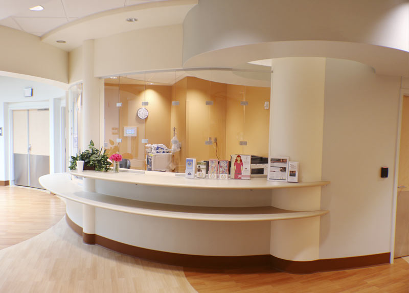 VAMC John Cochran Women Centric Imaging Clinic by BHDG Architecture Interiors